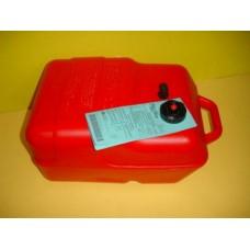 SERBATOIO TANICA portatile benzina carburante 22 lt nautica motore fuoribordo